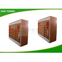 Buy cheap Bank Note / Coin Operated Fresh Food Vending Machines Cooling Function from wholesalers