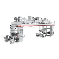 Buy cheap Roll Type Dry Film Laminator Double Layer Compounding Machine 120M / Min from wholesalers