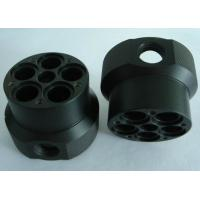 Buy cheap Custom black ABS machined plastic parts by material cutting, CNC turning and CNC milling from wholesalers