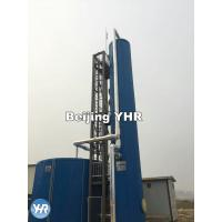Buy cheap Stable Biogas Purification System , Biogas Scrubbing System 0.7 - 0.75 Kg / L from wholesalers