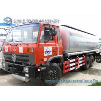Buy cheap 10 Wheel Oil Tank Truck 20000 Litres Carbon Steel 210 hp Dongfeng Tanker Truck from wholesalers
