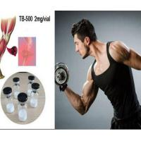Buy cheap 99.5% Purity Peptide Raw Powder TB-500 for Muscle Injuries Treatment 2mg/vial, 5mg/vial from wholesalers