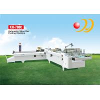 Buy cheap Flexo T - Shirt Box Folding Machine For Crash Lock Bottom Box from wholesalers