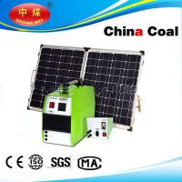 Buy cheap china coal pv portable solar generator,solar systerm, solar energy systerm from wholesalers