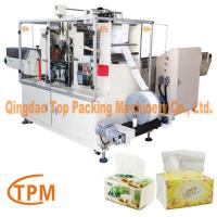 Buy cheap Facial Tissue Paper Packing machine from wholesalers