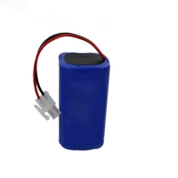Buy cheap 14.8V 2800mAh MSDS 18650 Rechargeable Battery Pack from wholesalers
