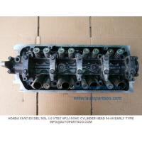 Buy cheap # P2J SOHC CYLINDER HEAD 96-99 EARLY TYPE NO CORE HONDA CIVIC EX DEL SOL 1.6 VTEC from wholesalers