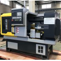 Buy cheap two spindle CNC lathe machine with higher speed from wholesalers