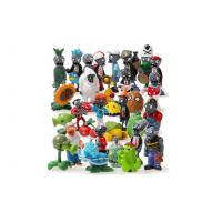 Buy cheap Flexible Plastic Figure Models , Injection Mold Plants Vs Zombies For Souvenir Gifts from wholesalers