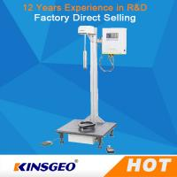 Buy cheap AC 220V 50Hz ASTM D1709 Falling Dart Impact Tester , Falling Dart Impact Test Equipment  with Weight 70KG from wholesalers