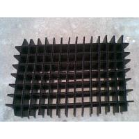 Buy cheap Black / White Heat resistance Foldable Plastic Divider Sheets for buffer / packing product