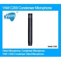 Buy cheap YAM C200 Condenser Microphone from wholesalers