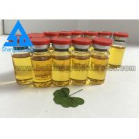 Buy cheap Customized Muscle Mass Cut Cycle Steroid Trenbolone Enanthate Liquids Vial product