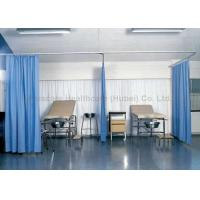 Buy cheap Healthcare Protective Antibacterial Hospital Curtains Disposable 120 Gsm Thickness from wholesalers