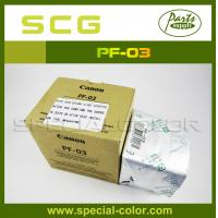 Buy cheap Original PF-03 Printhead For Canon IPF Printers from wholesalers