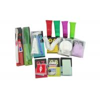 Buy cheap Easy Carry Luxury Hotel Bathroom Amenities With Colorful Paper Box Packing from wholesalers