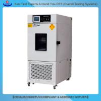 Buy cheap environmental constant dry temperature humidity chamber/ damp heat chamber/ Stability temperature and moisture chamber from wholesalers