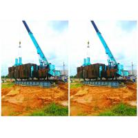 Buy cheap High Speed Hydraulic Pile Driving Machine product