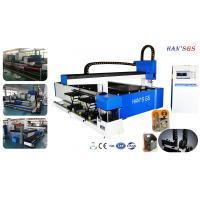 Buy cheap Automatic CNC Metal Laser Cutting Machine 380V/50Hz/60Hz High Performance from wholesalers