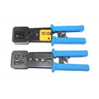 Buy cheap EZ RJ45 Crimper Network Crimping Tool Easy Handing  For RJ45 Keystone Jack from wholesalers
