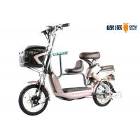 Buy cheap Pedal Lithium Electric Scooters Bicycles, Electric Bike With Child Seat from wholesalers