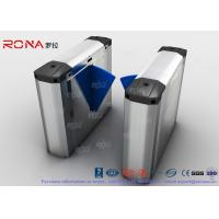 Buy cheap Turnkey Gate Control Pedestrian Barrier Gate Security System For Flap Gates from wholesalers