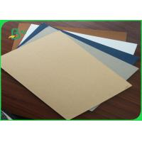 Buy cheap Customized Laminated White Board / Blue Or Yellow Kraft Paper from wholesalers
