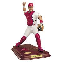 Buy cheap Sports Impressions Figurines figurine Baseball character with hand painting from wholesalers