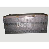 Buy cheap Round Hole Galvanized Perforated Steel Sheet For Mining / Acoustic / Food Industry from wholesalers