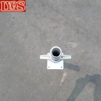 Buy cheap Scaffold Leveling Jack with Base Plate Screw Jack product