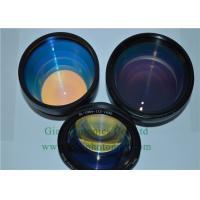 Laser Engraving Cutting F-theta Scan Lens For Laser Driling / Marking Machine