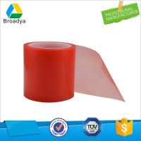 Buy cheap Free sample high quality PET double-sided tape for advertisement from wholesalers
