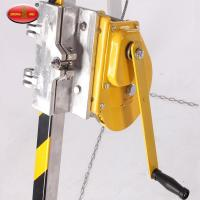 Buy cheap Industrial lifting tool rescue tripod 400KG Loading product