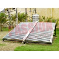 Buy cheap Multi Function Solar Hot Water Collector Stainless Steel Double - Side Manifold from wholesalers