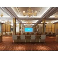 Buy cheap Sound Proof Folding Internal Doors For Meeting Room , Interior Door from wholesalers
