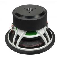Buy cheap 1000 Watt Rms SPL Car Subwoofers Speaker With 15 Inch 2 Gasket Layers product