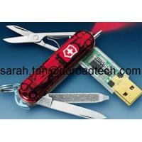 Buy cheap Swiss Army Knife USB Pen Drive, High Quality Promotion Multifunction Knife USB Drives from wholesalers