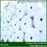 Buy cheap High strength high water-based copperplate paper from wholesalers