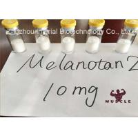 Buy cheap Skin Tanning Peptides Mt-2/Melanotan II 10mg Protein Peptide Hormones for Bronze Skin from wholesalers