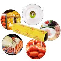 Buy cheap LDPE Biodegradable Plastic PVC Roll Food Cling Film from wholesalers