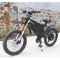 Buy cheap 72V 3000W 29AH Plus Stealth Bomber Electric bicycle from wholesalers