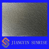 Buy cheap Fashion Abrasion Resistance Sofa Synthetic Leather ,   Washable Chair Upholstery  Fabrics from wholesalers