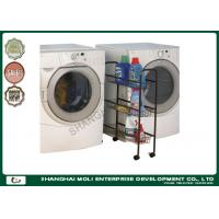 Buy cheap Household bathroom fitting display shelf storage unit in laundry , wire shelving units from wholesalers