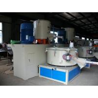 Buy cheap Automatic Plastic Auxiliary Machine / PP PE PVC High Speed Mixer ISO CE from wholesalers