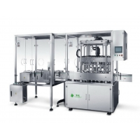 Buy cheap 500ml 900BPH Glass Bottle Filling Machine For Serum from wholesalers