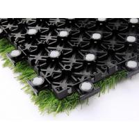 Buy cheap Anti Skid Interlocking Sports Flooring With Artificial Grass For Outdoor Sports from wholesalers