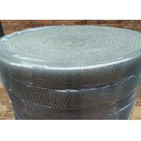Buy cheap Galvanized Iron Wire Knitted Mesh 100mm Thick Rolls Ready Packed For Shipping from wholesalers