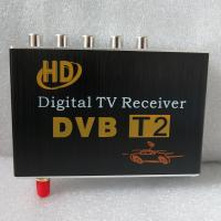 Buy cheap HD car dvb-t2 digital tv receiver with multi language support 1080P Car TV Tunner from wholesalers