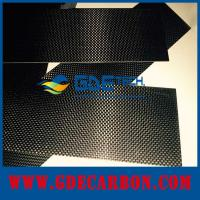 Buy cheap Wholesale Carbon Fiber Laminated Sheets from wholesalers