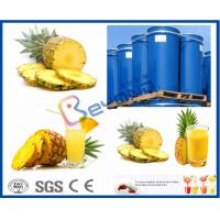 Buy cheap CE Pineapple Juice Extractor / Pineapple Processing Plant For NFC Pineapple Juice Processing from wholesalers